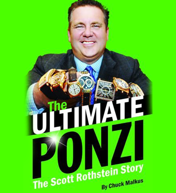 The Ultimate Ponzi: The Scott Rothstein Story Book Cover